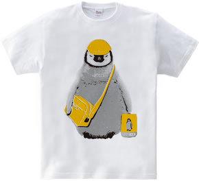南極の幼稚園児☆ペンタの通園02
