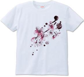 雨と桜 和風シリーズ