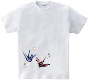 折鶴 和風シリーズ
