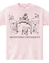 モンスター大学#001