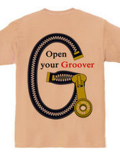 Open your Groover