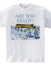 南極の幼稚園児☆ペンタ達の通園