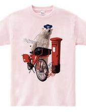 シロクマの郵便屋さん