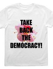TAKE BACK THE DEMOCRACY