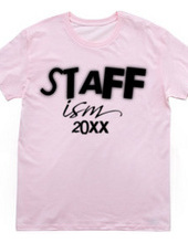 STAFF ISM 20XX