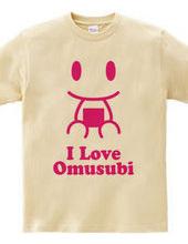 I Love Omusubi(C)