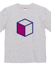 キューブTシャツ