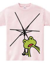 Frog & Umbrella
