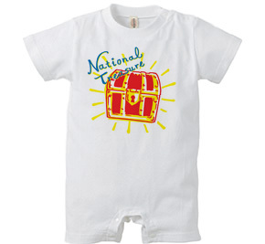 ロンパース/ National treasure