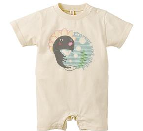 ロンパース/ かえるの親子(赤ちゃん)