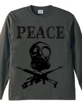 peace(gasmask skull)