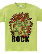 """Rock Kongou Rikishi """"Hot"""""""