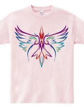 Phoenix (tribal colorful)