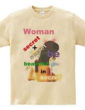 女は秘密で美しくなる
