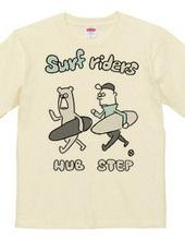 Surf riders
