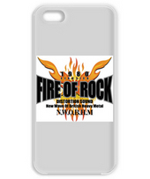 FIRE OF ROCK