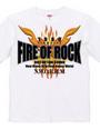 FIRE OF ROCK