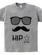 Hipster ヒップスター ヒゲ&メガネ