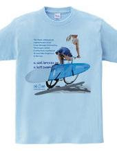 SURF BOARDER BIKE