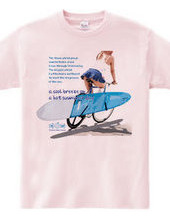 SURF BOARDER BIKE