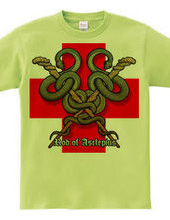 W Rod of Asclepius