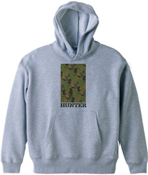 CAMOUFLAGE HUNTER