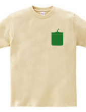 Green pepper Pocket