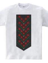 Stitch for Serbia - ribbon