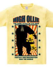 High ollie
