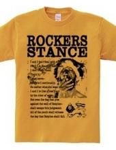 ROCKERS STANCE