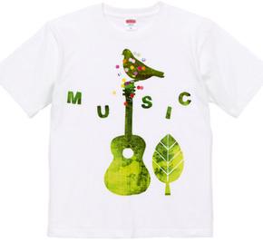 guitar bird peace music