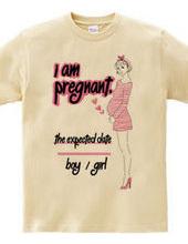 妊婦Tシャツ