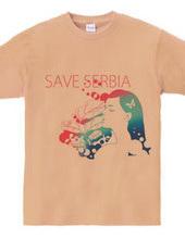SAVE SERBIA 願い