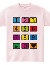 Numbers Square