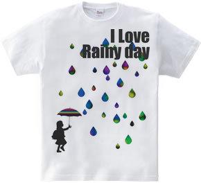 雨雨降れ降れ