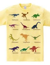 Dinosaur encyclopedia