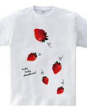 Lucky Lucky strawberries!
