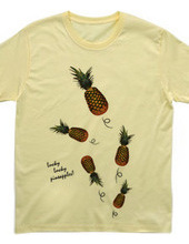 Lucky Lucky pineapples!