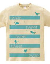 Tweets to sing.