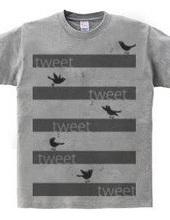 Tweets to sing. Mono