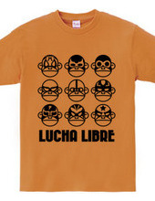 LUCHA MONKEY NINE MONO