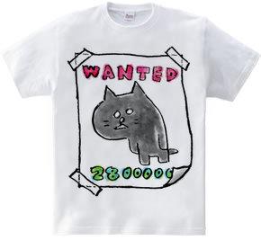 ウォンテッド猫背