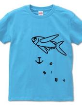 TOBIUOT t-shirt