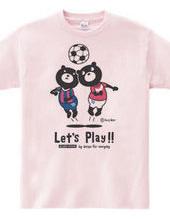 サッカー&イージー☆ベア