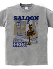 SALOON FROG