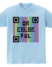 QR (colorful)