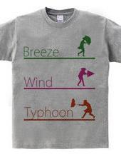 Typhoon! Color