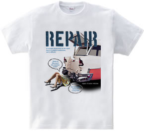 Repair girl E-1