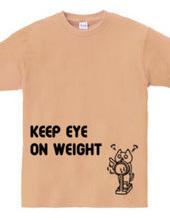 体重キープ