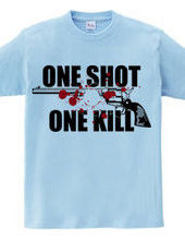 ONE SHOT ONE KILL (gun)